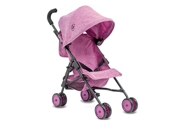 TRIOKID My First Baby Doll Stroller