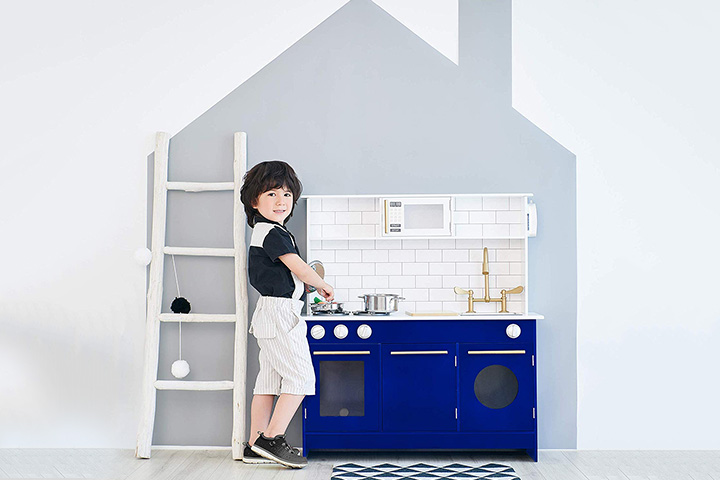 Teamson Kids Berlin Modern Kids Play Kitchen