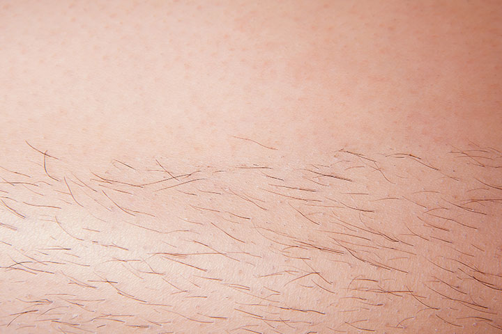The Myth About Hair On The Belly