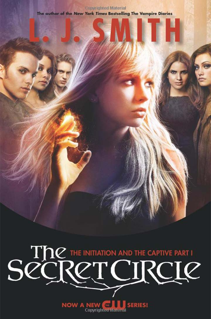 The Secret Circle The Initiation And The Captive