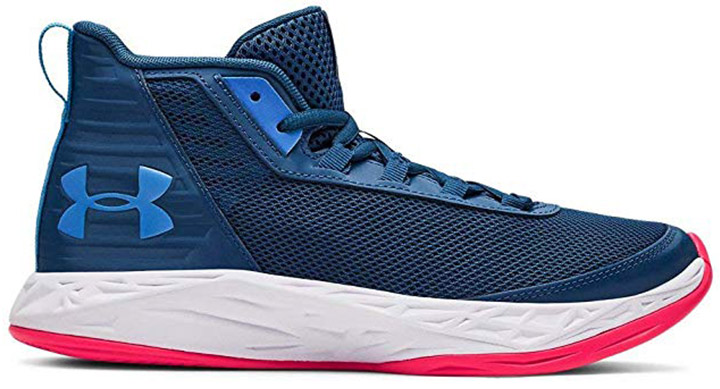 Under Armour Kids' Basketball Shoe