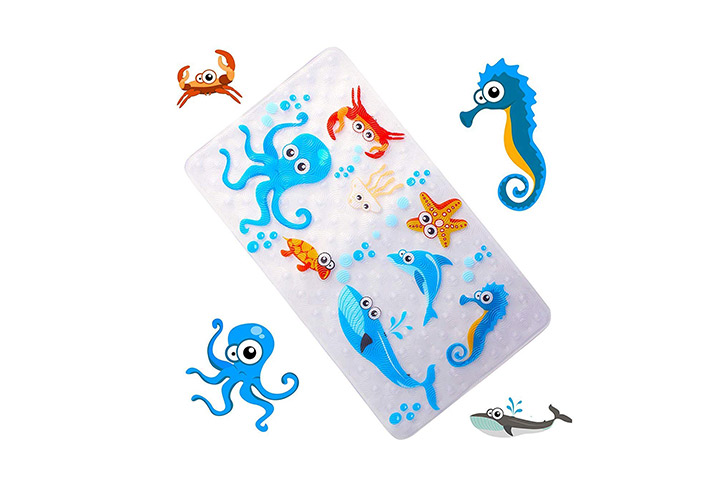 Warrah Baby Bath Mat