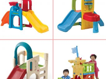11 Best Climbing Toys To Buy For Toddlers In 2020