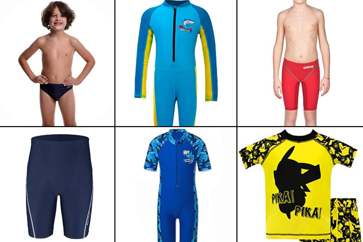 11 Best Swimsuits To Buy For Boys In 20191