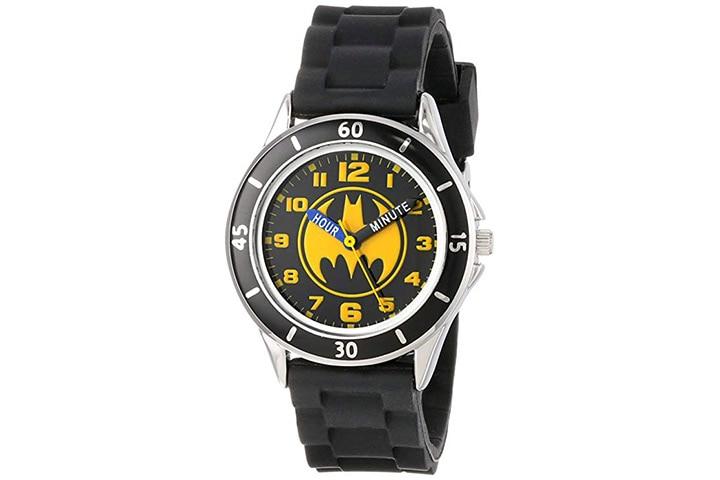 14. Batman watch by DC comics