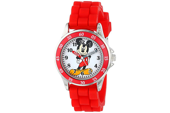 15. Mickey Mouse watch by Disney