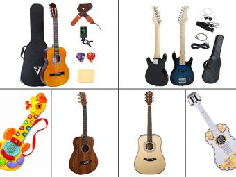 15 Best Guitars To Buy For Kids In 2020
