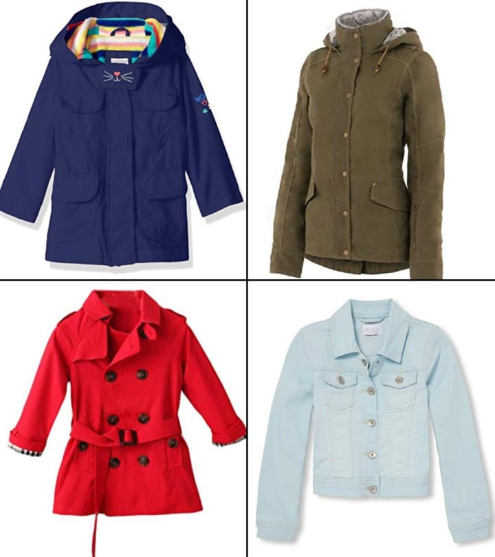 15 Best Jackets To Buy For Girls In 2019