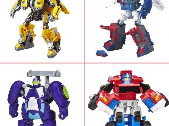15 Best Transformer Toys To Buy For Kids In 2021