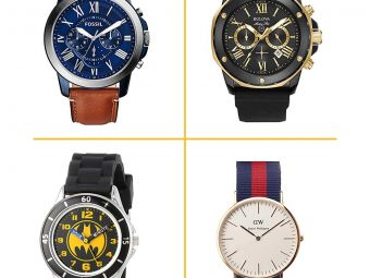 15 Best Watches To Buy For Boys In 2021