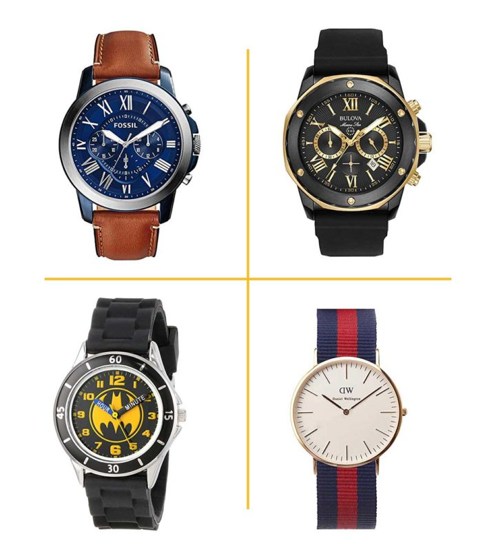 15 Best Watches To Buy For Boys In 2019