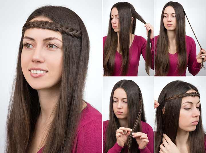 17. Hippie braid