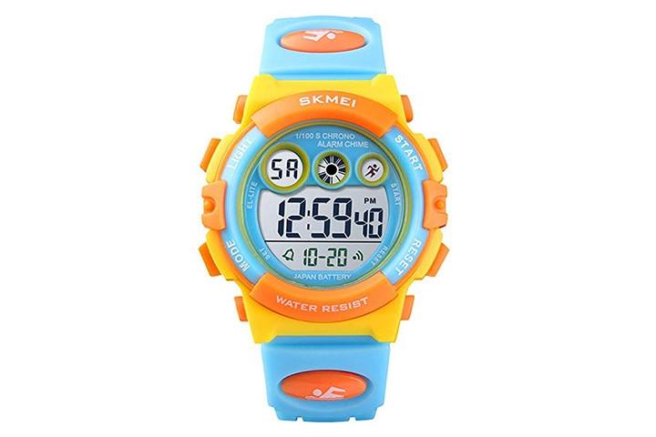 3. Tonnier digital sports watch