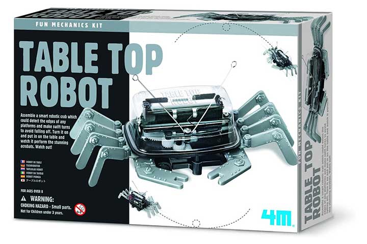 4M 5576 Table Top Robot
