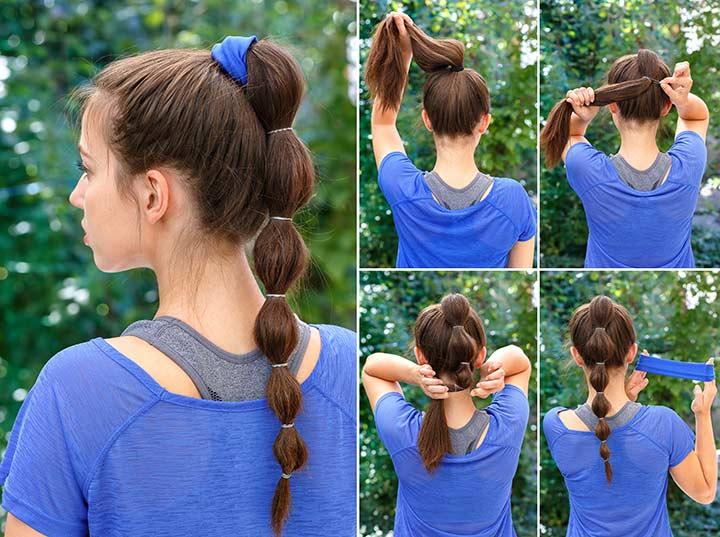 5. Bubble braid