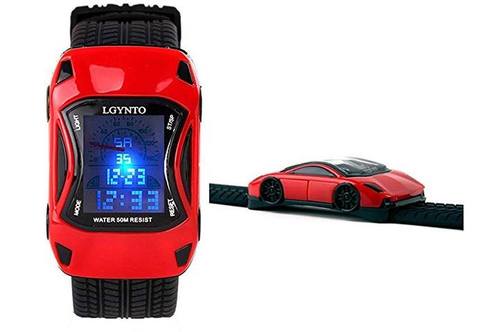 5. LGYNTO flashing car watch