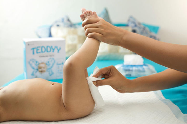 5 Moms Share Hacks That Helped Them Get Through Diaper Duty