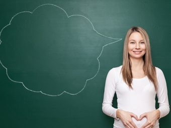 8 Happy Thoughts To Have During Pregnancy