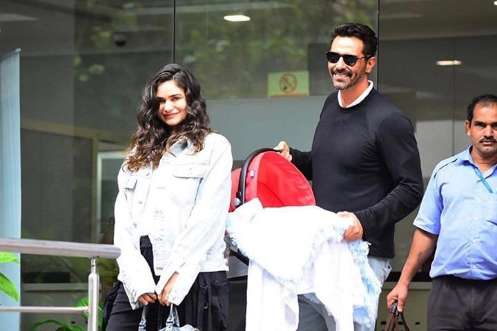 Arjun Rampals Girlfriend Gabriella4