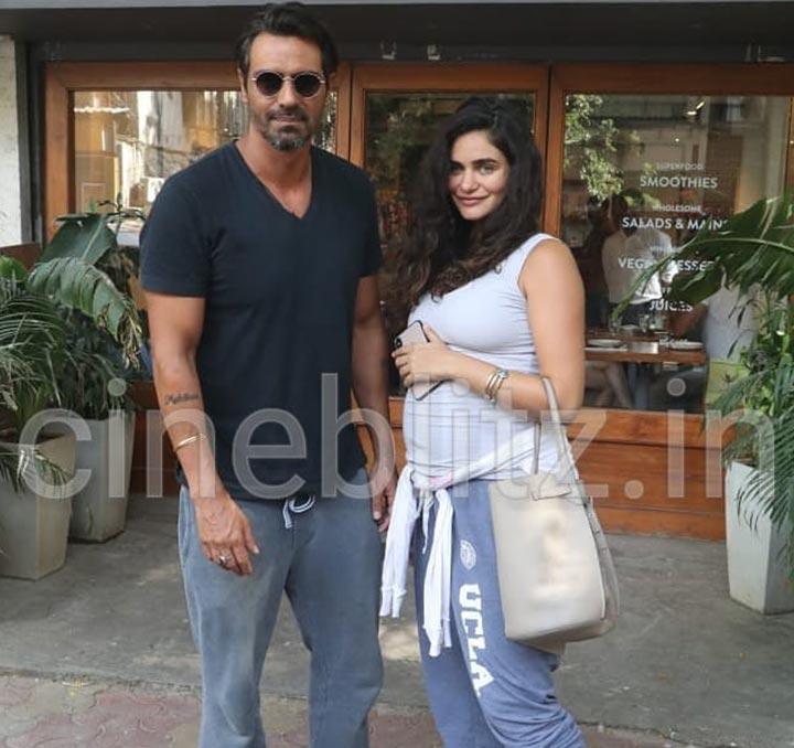 Arjun Rampals Girlfriend Gabriella6