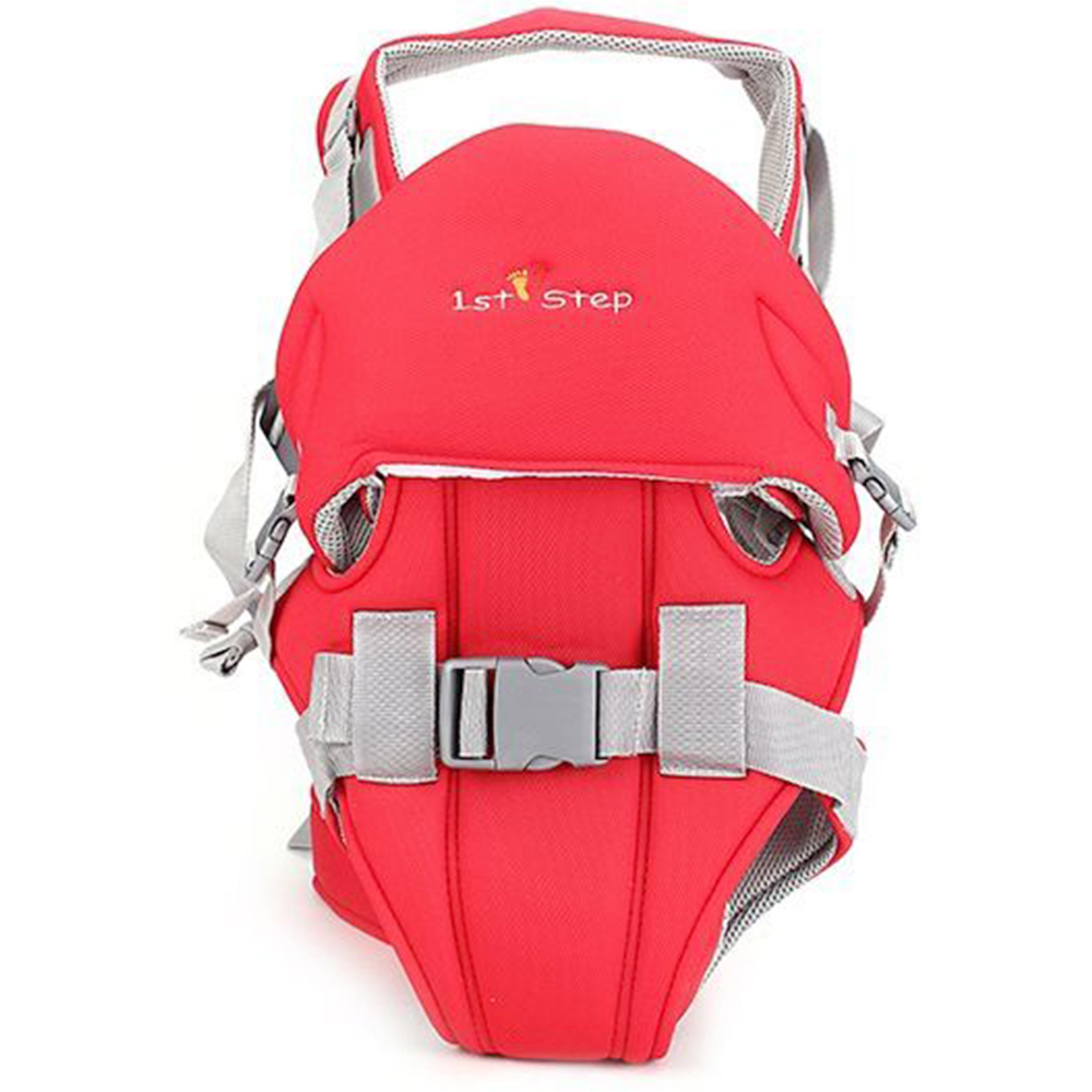 1st Step 6 In 1 Baby Carrier With Hip Seat and Safety Belts