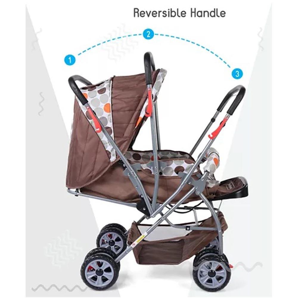 Babyhug Cosy Cosmo Stroller