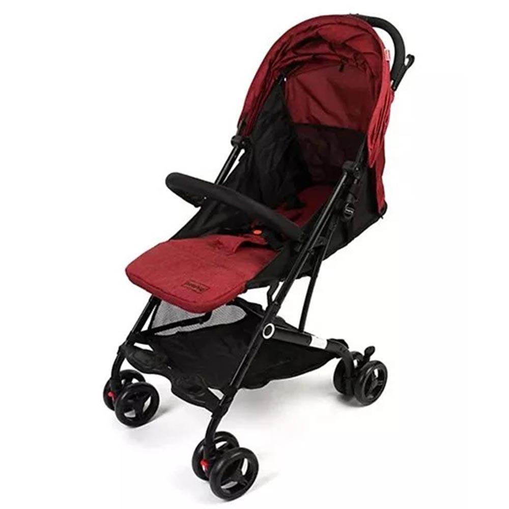Babyhug Easy Travel Cabin Stroller With ZFold & Trolley Handle