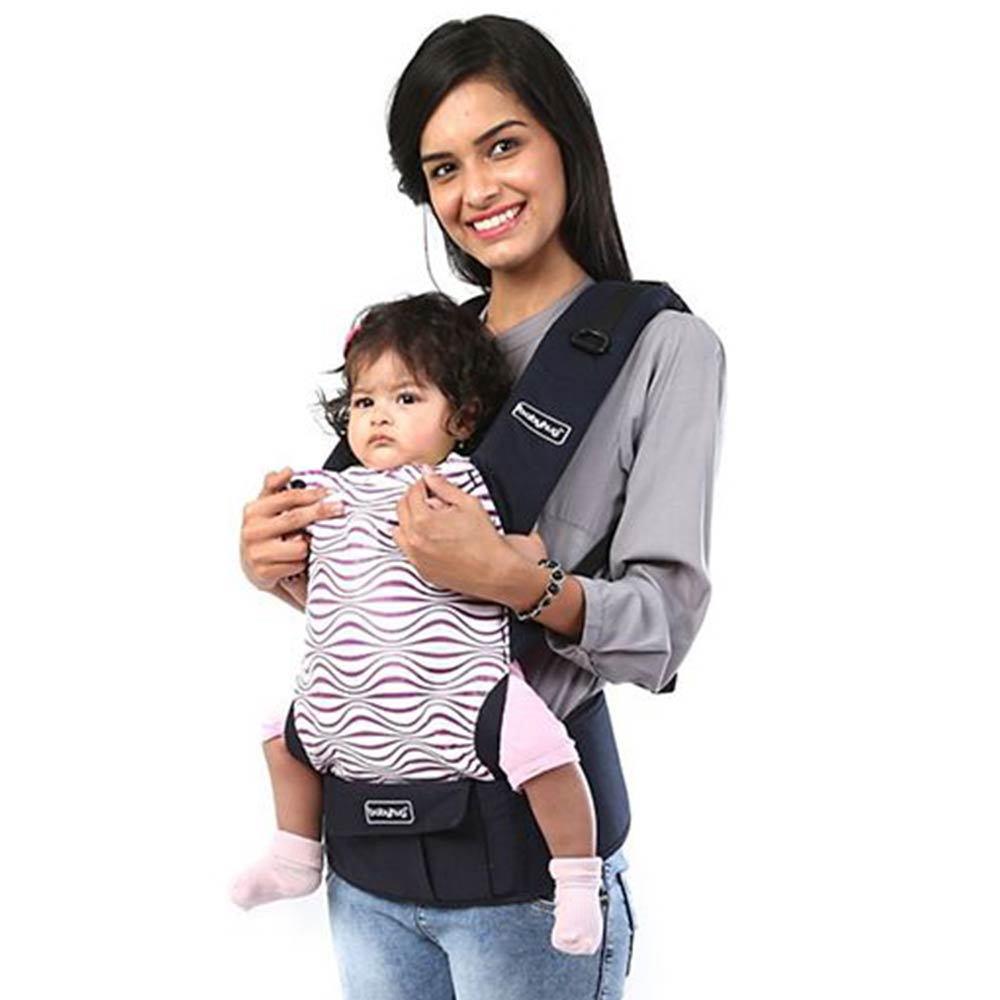Babyhug On The Go 2 In 1 Baby Carrier