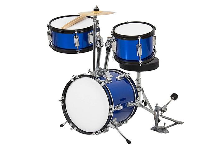 Best Choice Products 3-Piece Kids Beginner Drum Set