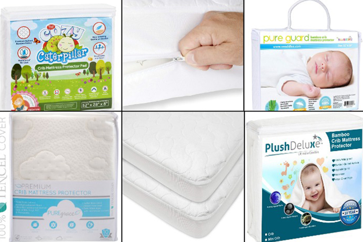 Best Crib Mattress Pads For Babies In 2019