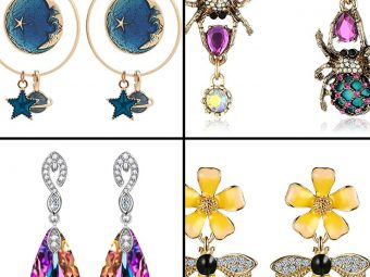 21 Best Earrings To Buy For Girls In 2021
