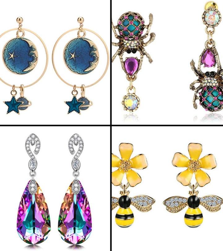 Best Earrings To Buy For Girls In