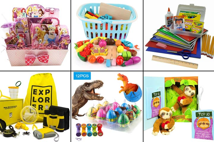 Best Gift Baskets To Buy For Kids In 2019