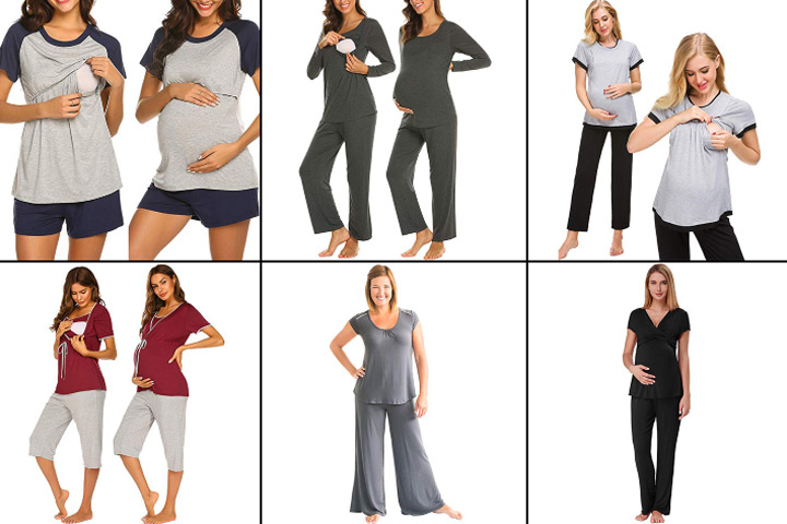 Best Nursing Pajama Sets For Women