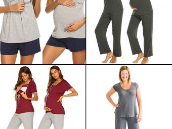 9 Best Nursing Pajamas To Buy in 2021