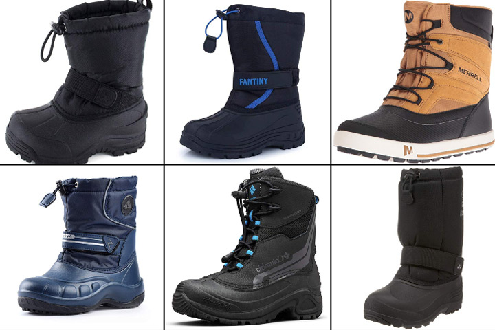Best Snow Boots To Buy For Kids In 2019