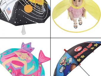 15 Best Umbrellas To Buy For Kids In 2020