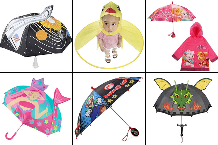 Best Umbrellas To Buy For Kids
