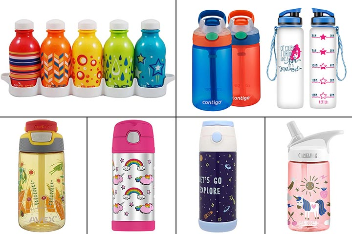 Best Water bottles To Buy for kids In 2019