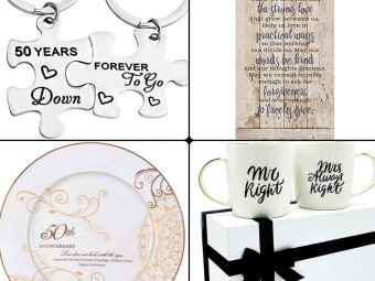 15 Best Wedding Anniversary Gifts For Parents