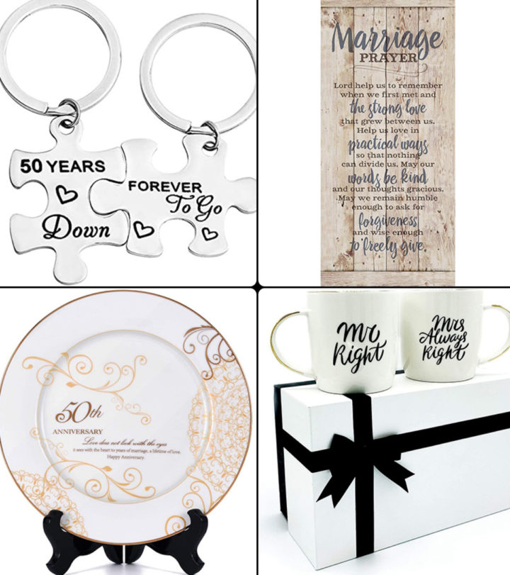 Best Wedding Anniversary Gifts For Parents