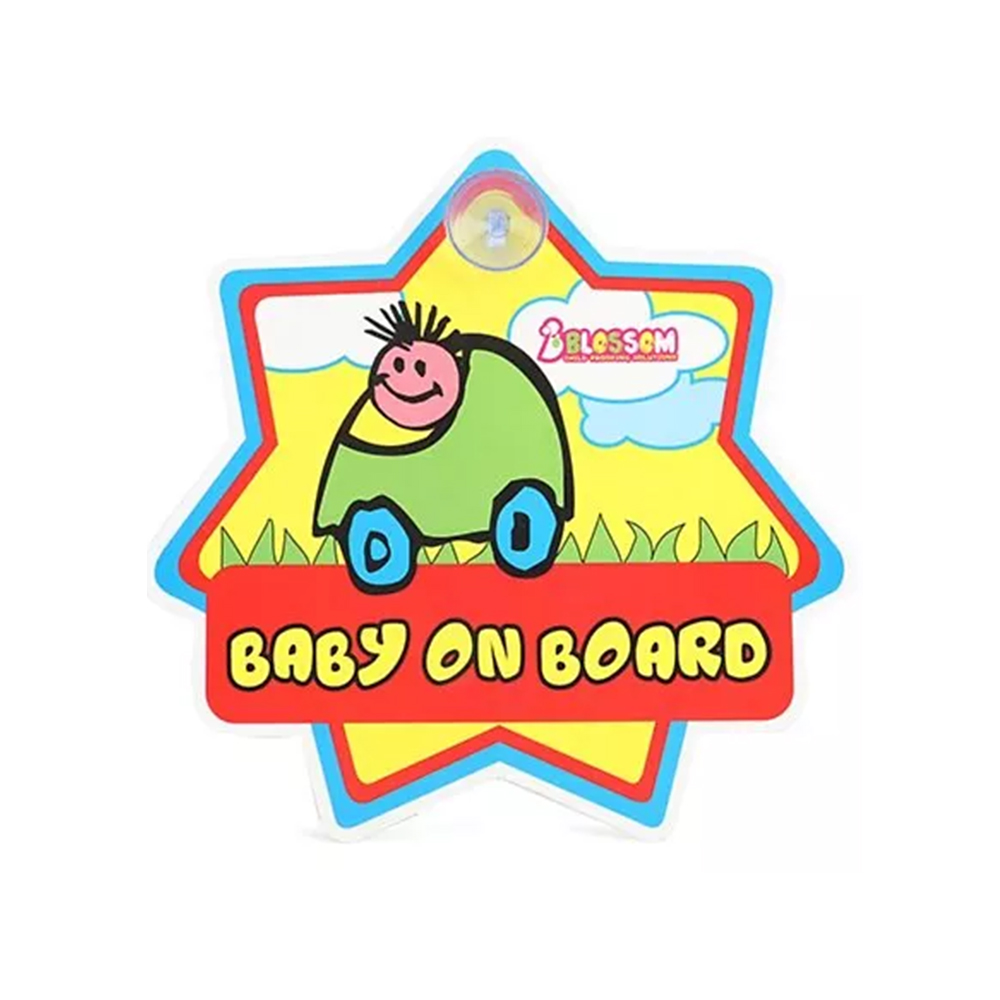 Blossom Child Proofing's Baby On Board-2