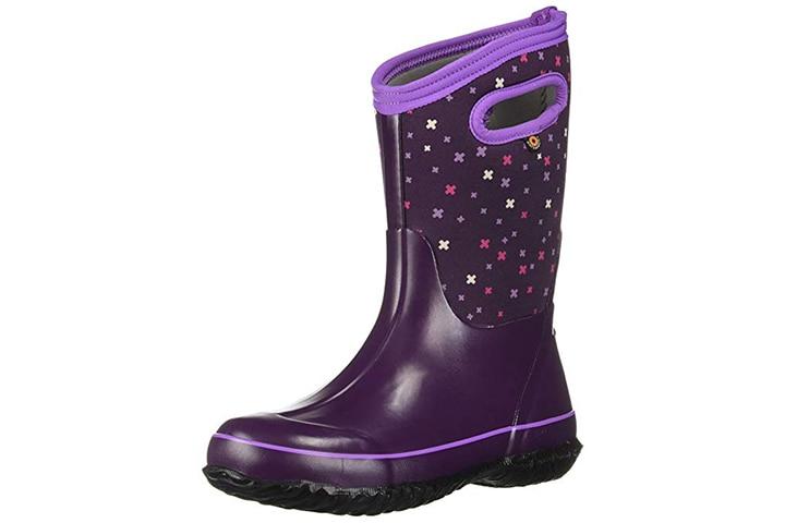 Bogs Kids Classic Snow Boots