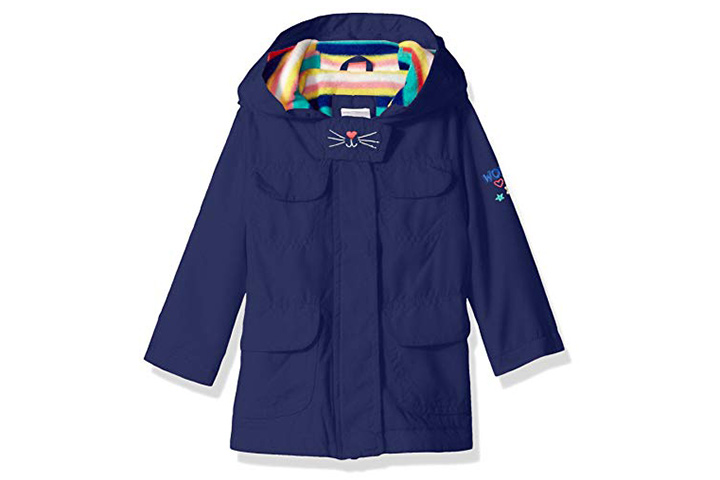 Carter's little critter midweight jacket