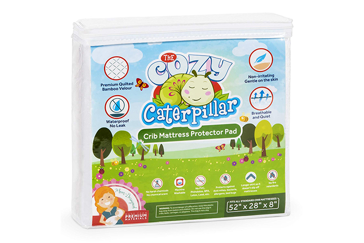 Caterpillar Crib Mattress
