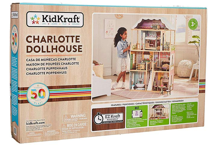 Charlotte dollhouse