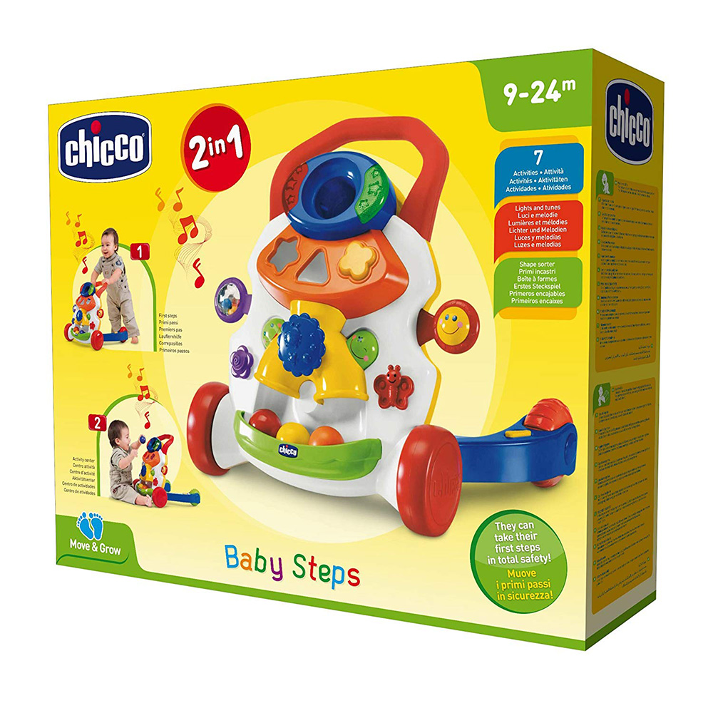 Chicco Shopper First Steps Walker