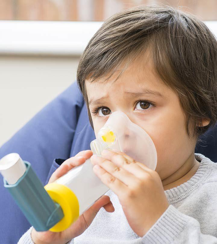 Chote Bacho Me Asthma Ke Lakshan-1