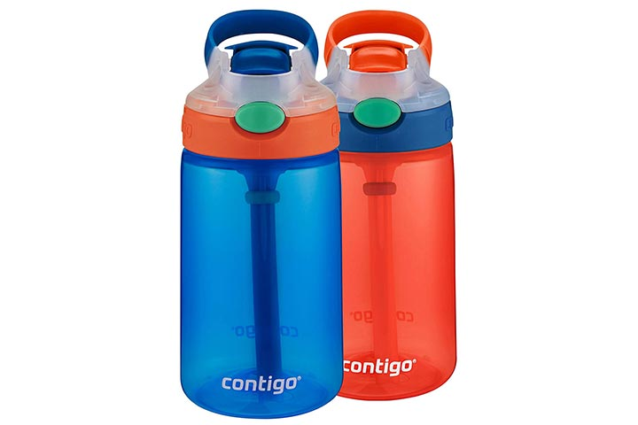 Contigo Gizmo flip water bottle