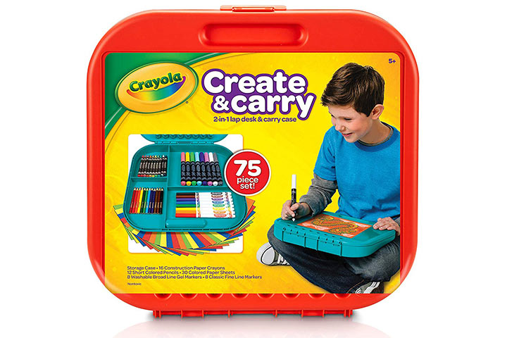 Crayola art gift set